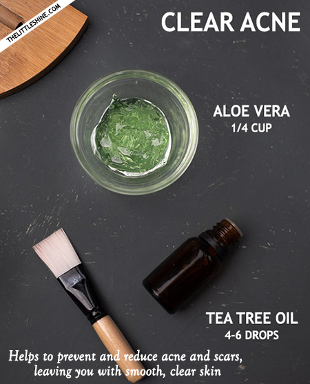 Fight acne face mask-