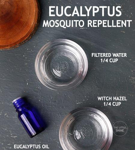 Eucalyptus Natural Mosquito Repellent
