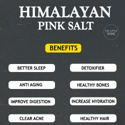 HIMALAYAN PINK SALT BENEFITS AND USES