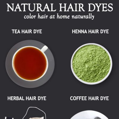 Top Natural Hair Dyes
