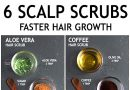 6 BEST SCALP SCRUB RECIPES FOR HEALTHY HAIR GROWTH