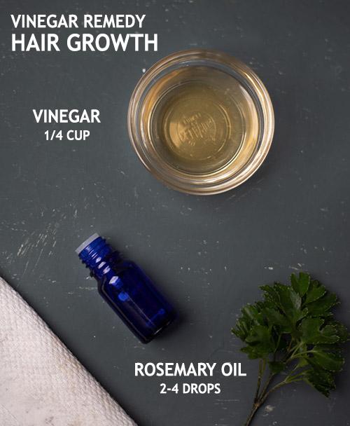 VINEGAR FOR HAIR GROWTH