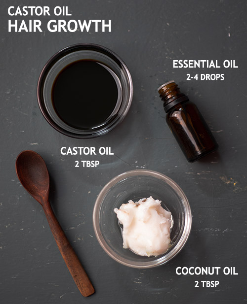 BLACK CASTOR OIL - HAIR GROWTH