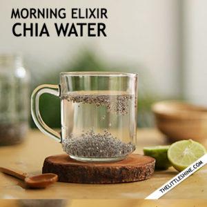 MORNING ELIXIR - CHIA DRINK