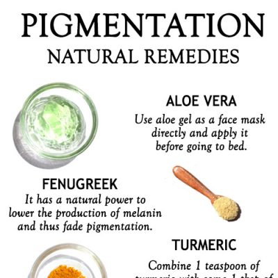 BEST NATURAL REMEDIES TO GET RID OF PIGMENTATION