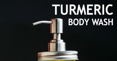 TURMERIC SKIN BRIGHTENING BODY WASH
