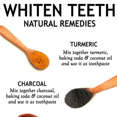 NATURAL WAYS TO WHITEN TEETH