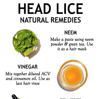 BEST REMEDIES TO GET RID OF HEAD LICE
