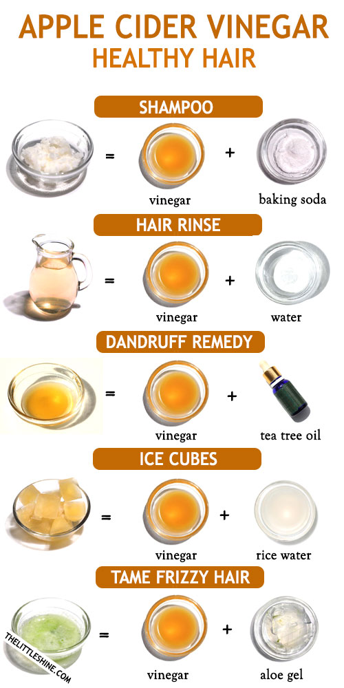 Apple Cider Vinegar beauty benefits and uses