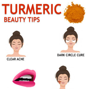 10 BEST TURMERIC BEAUTY TIPS FOR CLEAR SKIN