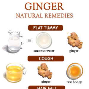 TOP 10 GINGER REMEDIES