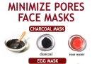MINIMIZE PORES WITH FACE MASKS