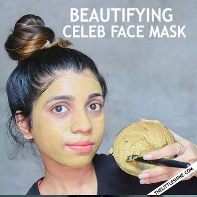 Kareena Kapoor Khan's Face Mask