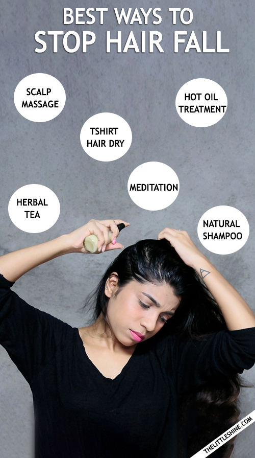 Best ways to stop and prevent hair fall