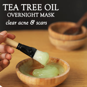 OVERNIGHT TEA TREE OIL