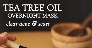 OVERNIGHT TEA TREE OIL