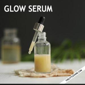 GLOW SERUM - get healthy, glowing skin