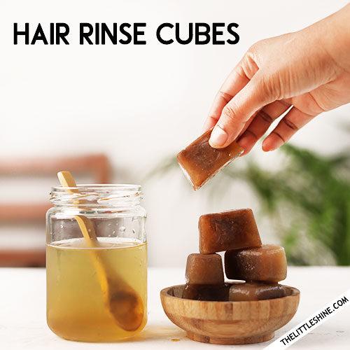 HAIR RINSE CUBES