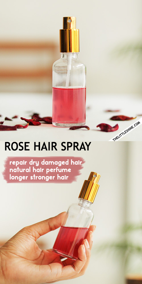 ROSE HAIR SPRAY