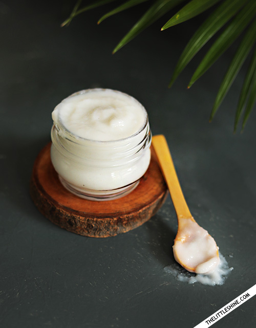 Overnight rice mask for hair growth and amazing shine