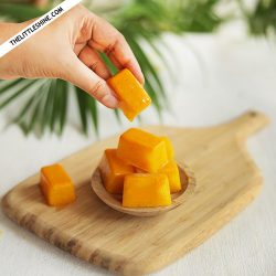 TURMERIC CUBES FOR CLEAR, GLOWING AND HEALTHY SKIN