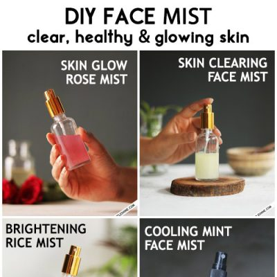 6 BEST FACE MISTS for healthy glowing skin