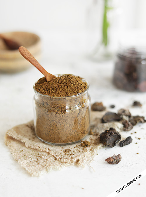 HAIR GROWTH POWDER RECIPE