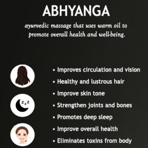 How to do Abhyanga - Ayurveda oil massage for a healthy body and mind