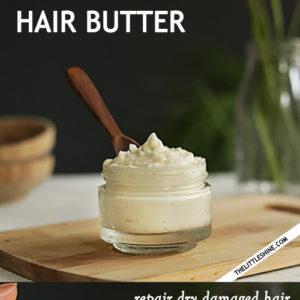 Moisturizing Hair butter