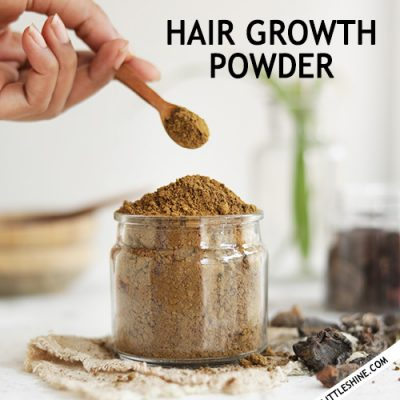 HAIR GROWTH POWDER RECIPE