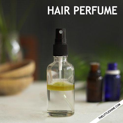 NATURAL HAIR PERFUME