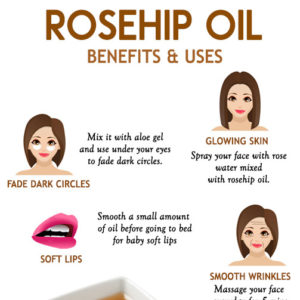Top 10 Rosehip seed oil benefits and uses