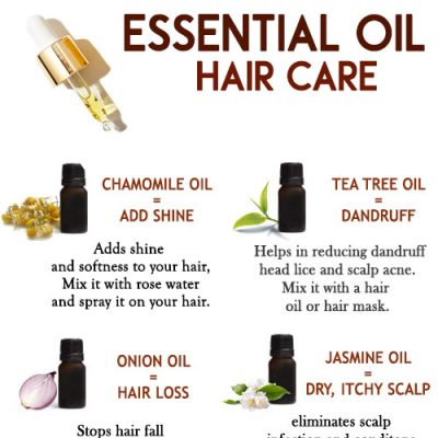10 Essential Oils That Can Actually Work Wonders for your hair