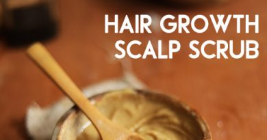 SCALP SCRUB FOR HAIR GROWTH