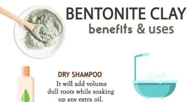 Bentonite Clay - Top 15 Uses and Benefits