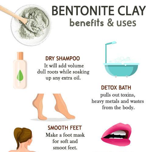 Bentonite Clay - Top 15 Uses and Benefits