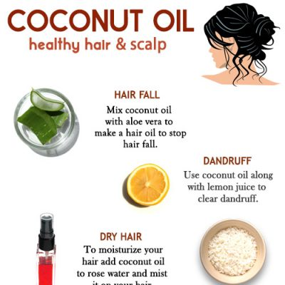 Benefits and ways to use coconut oil