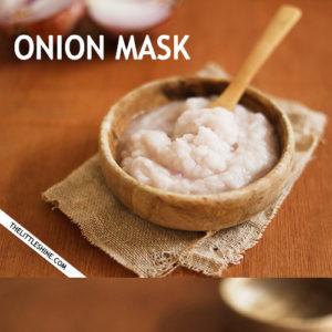 Onion Hair mask