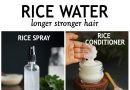 6 Best ways to use rice water for beautiful hair