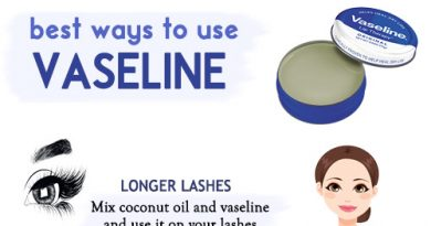 BEST WAYS TO USE VASELINE IN YOUR BEAUTY ROUTINE
