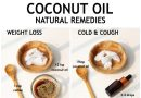 Coconut oil remedies