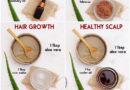 Overnight Hair Masks
