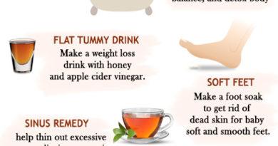 APPLE CIDER VINEGAR 10 BEST BENEFITS AND USES