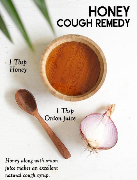 Honey for cough -