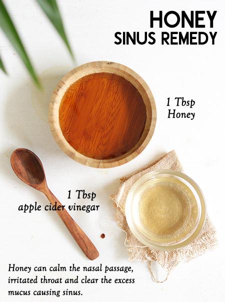 honey-sinus remedy