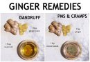 GINGER BENEFITS AND REMEDIES