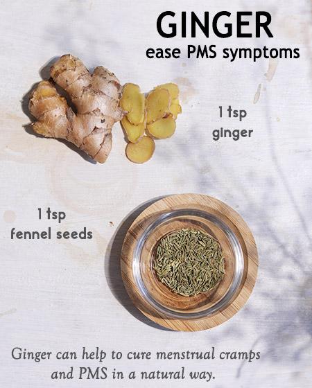 ginger-PMS