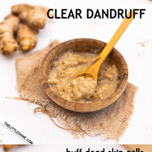 Clear dandruff and get a healthy scalp