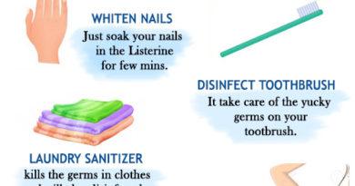 Mouthwash uses
