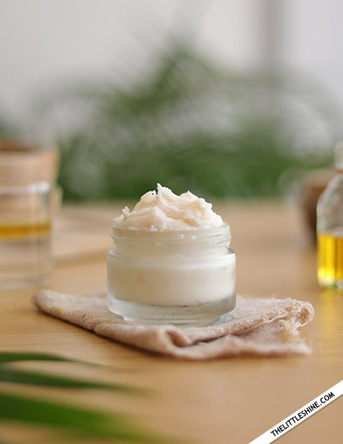 RICE CREAM for smooth, clear, and glowing skin